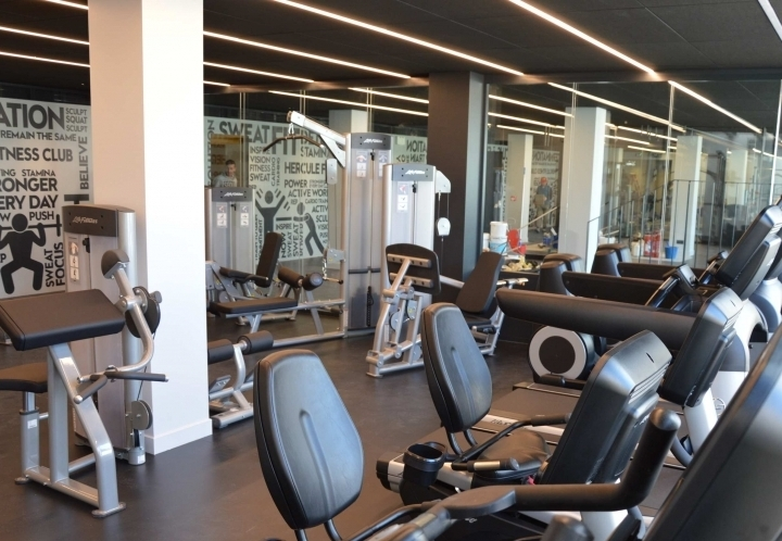 Hercule Fitness Club Monaco
